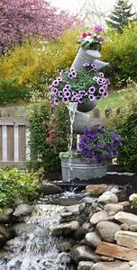 32, beautiful, garden, fountains, ideas, to, get, inspired