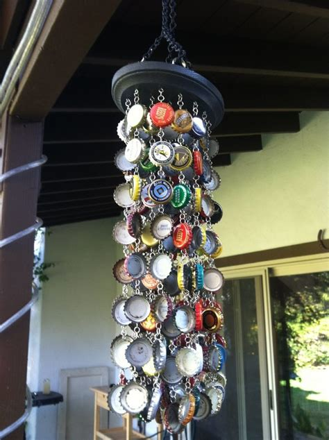 diy wind chime craft projects   fan