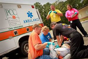 PCC EMT-Paramedic program accredited > Piedmont Community ...