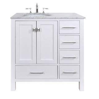sink    side drawers   left side