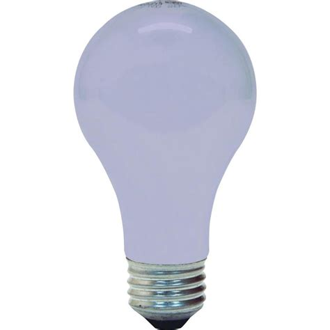 shop ge reveal 72 watt dimmable color enhancing a19