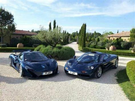 Mclaren P1 & F1.. | Autos y motocicletas | Pinterest