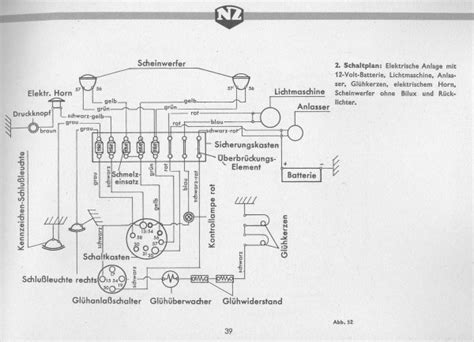 Fordson Major Wiring Diagram by David Brown Schema Cablage D Un Auto Electrical Wiring