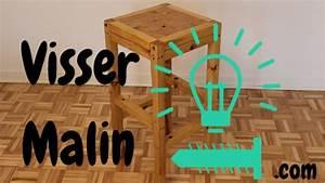 Fabriquer Un Bar : comment faire un tabouret de bar ep04 youtube ~ Carolinahurricanesstore.com Idées de Décoration