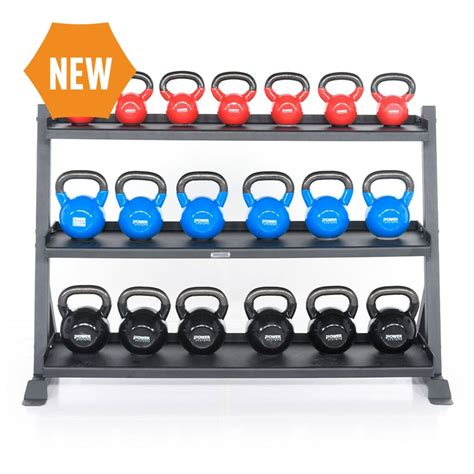 kettlebell rack granite series power horizontal systems