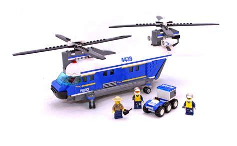 lego city 4439 heavy heavy lift helicopter lego set 4439 1 building sets