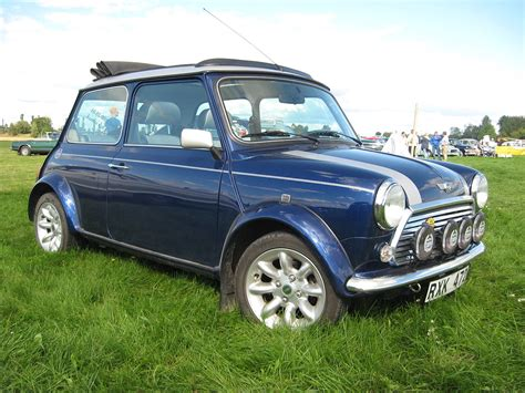 Mini Cooper Blue Edition Hd Picture by File 2000minicoopers Lastedition Jpg Wikimedia Commons