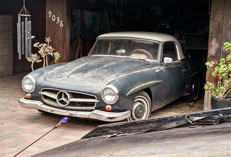 Portugal Car Barn Find by Best Barn Finds Cool Material