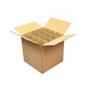 Carton Pour Verre : cartons sp cifiques pour vos objets fragiles ~ Edinachiropracticcenter.com Idées de Décoration