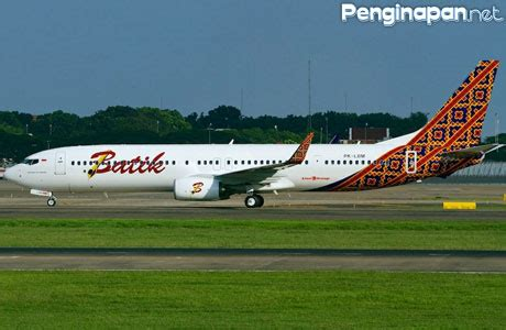 batik air penginapannet