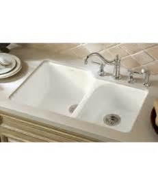 white kitchen sink faucet kohler white undermount kitchen sinks