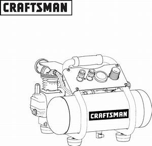 Craftsman Air Compressor 921 153120 User Guide
