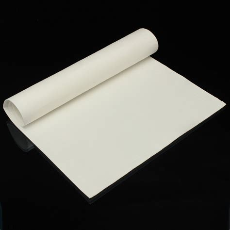 ceramic fiber insulation blanket paper sheet for wood