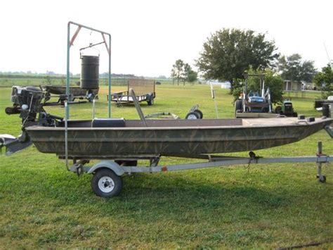 Pro Drive Boats Louisiana by 2010 Aluminum With 27hp Pro Drive Duck Boat For