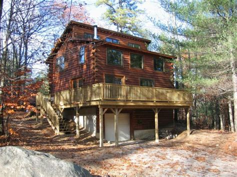 conway cabin rentals conway vacation rental vrbo 109608 3 br white
