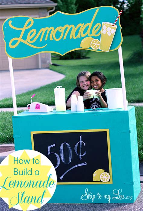 How To Make A Lemonade Stand [free Plans]  Skip To My Lou. Long Entryway Table. Transparent Table. Media Console Tables. Kitchen Table With Rolling Chairs. Mid Century Dining Table And Chairs. 60 Inch Desk. Modern Desk Set. Pool Tables Cheap