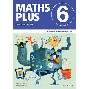 Oxford Maths Plus Ac Student Book 6 Officeworks