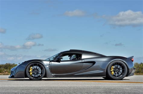 Hennessey Venom Gt Is Your New World's Fastest Stock