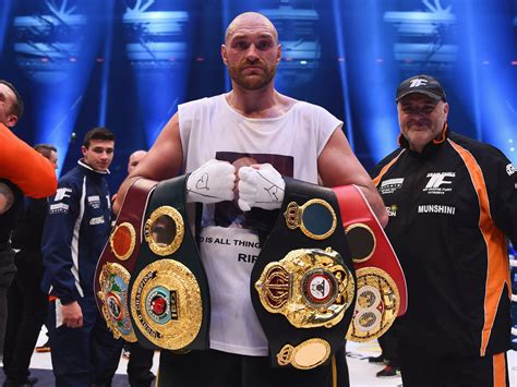 Tyson Fury: 'This might not be the end, this might be the ...