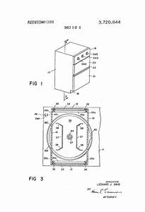 Patent Us3720844 - Control Circuit For Trash Compactor