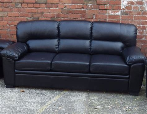 Sofa Clearance by Leather 3 Seater Sofa Clearance