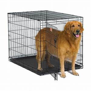 midwest icrate single door folding dog crates petco With midwest dog crates