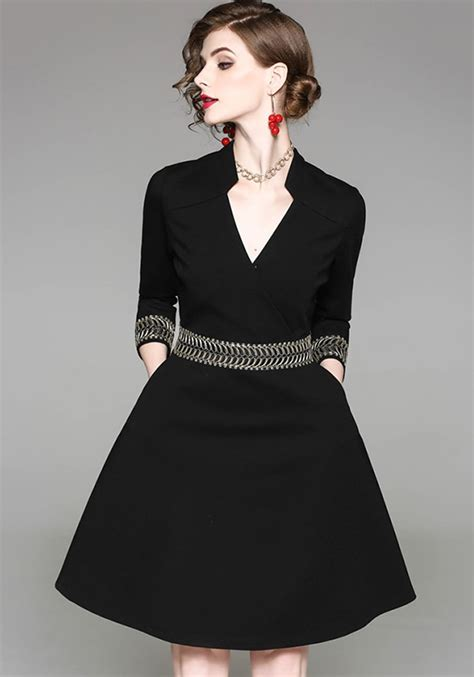 modern classic perfect elegant women dress boutiquegurult