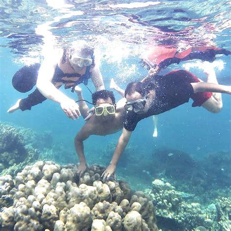 pulau tegal mas lampung yuk liburan ala maladewa
