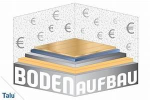 Kosten Für Keller : fu bodenaufbau im detail bodenaufbau kosten co ~ Orissabook.com Haus und Dekorationen
