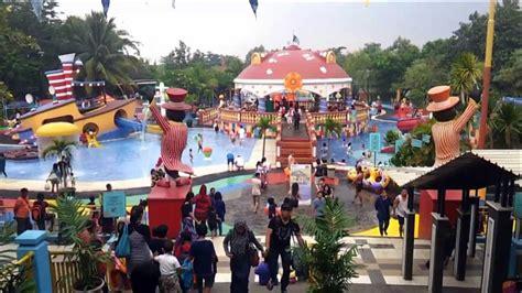 ocean park bsd city tangerang indonesia unofficial video