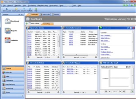 small business software review fishbowl inventory