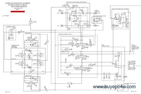 763 Bobcat Wiring Diagram by Bobcat 763 763 High Flow G Series Service Manual Pdf