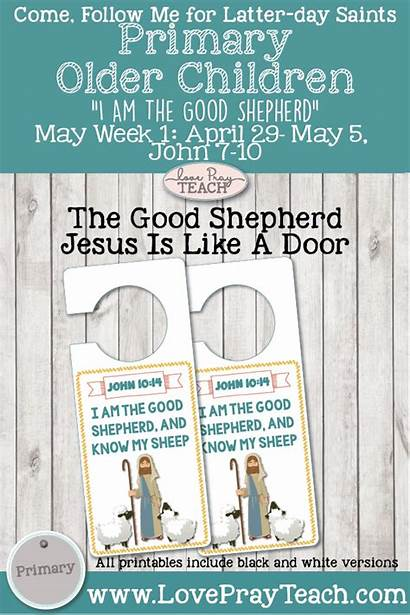 Testament Shepherd Am Primary Week Loveprayteach Older