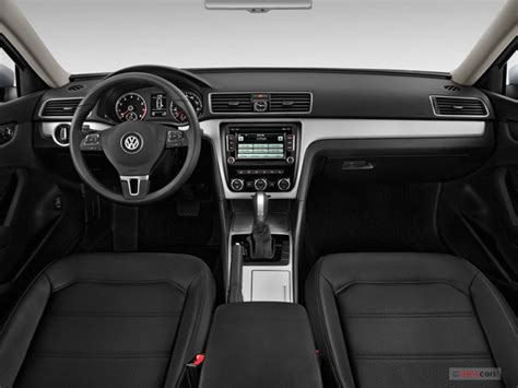 volkswagen passat 2015 interior 2015 volkswagen passat interior u s news best cars