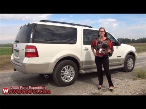 ford expedition review video walkaround  trucks