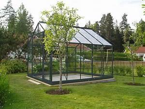 Kit Serre De Jardin : base pour serre de jardin en verre ~ Premium-room.com Idées de Décoration