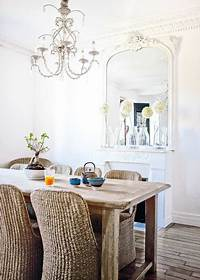 wicker dining room chairs Seven Series: Wicker {for the indoors} - Jenna Burger