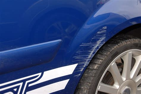 Remove Scratches & Scuff Marks In Your Car's Paint Job