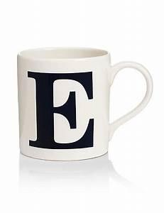 Letter e mug ms for Letter e mug