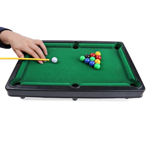 pool tables with ball return for sale mini size billiard ball snooker pool table top fun game
