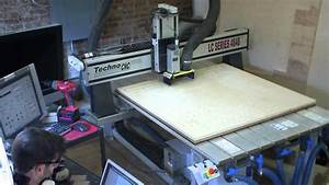 3 Hour CNC Router Job in 80 Seconds - YouTube