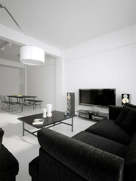 wohnzimmer modern einrichten  beispiele fuer modernes
