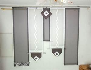 Küchenfenster Gardinen Modern : moderne schiebegardinen von gardinen welt angelina auf gardinen pinterest ~ Markanthonyermac.com Haus und Dekorationen