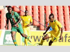 Match amical Afrique du sud vs Zambie Les 11 entrants
