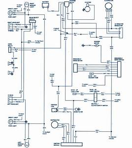65 Ford Wiring Diagram