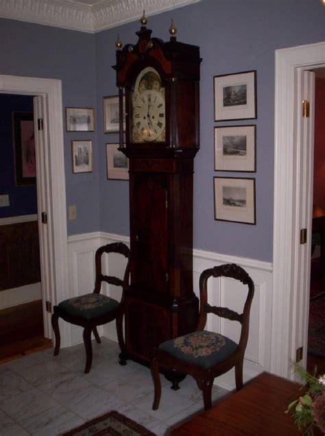 grandfather clock williams house eastman ga landford