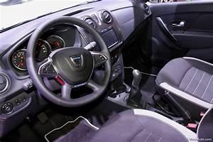Nouvelle Dacia Sandero 2017 : les nouveaut s dacia au mondial de l 39 automobile ~ Gottalentnigeria.com Avis de Voitures