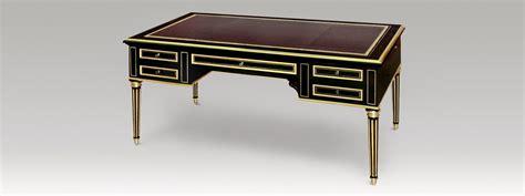 bureau napoleon 3 ebéniste restaurateur de meubles en marqueterie boulle