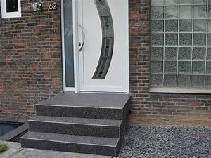 Rutschfester Belag Für Außentreppen : eingangstreppe aussentreppe sanieren steinteppich abel ~ A.2002-acura-tl-radio.info Haus und Dekorationen