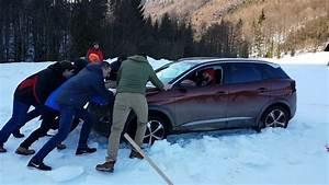 Grip Control Peugeot 3008 : test peugeot 3008 2017 grip control in snow youtube ~ Medecine-chirurgie-esthetiques.com Avis de Voitures